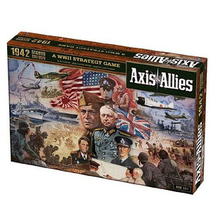 Axis & Allies 1942 2nd edition 액시스 앤 앨라이스 2nd 에디션