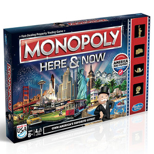 Monopoly Here and Now 모노폴리 히어앤나우