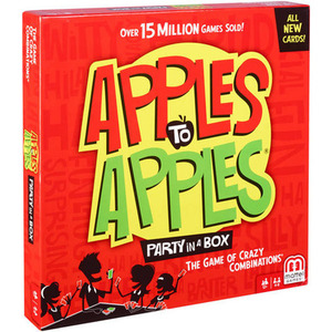 Apples to Apples Party In A Box 애플투애플 파티박스