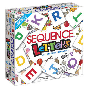 Sequence Letters 시퀀스 알파벳_코팅상품