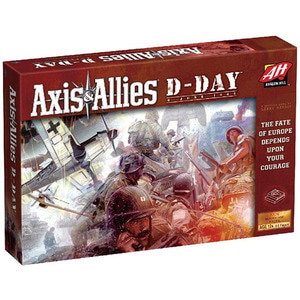 Axis & Allies D-DAY 액시스 앤 앨라이스 디데이 보드게임